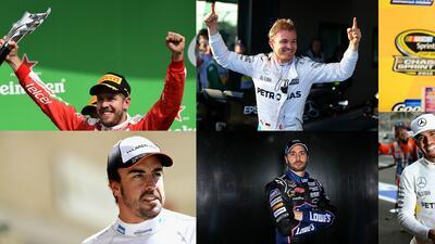 Estos son los seis pilotos mejor pagados del mundo