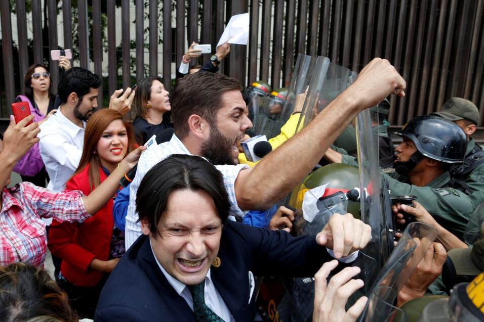 Diputados Oposición Venezuela