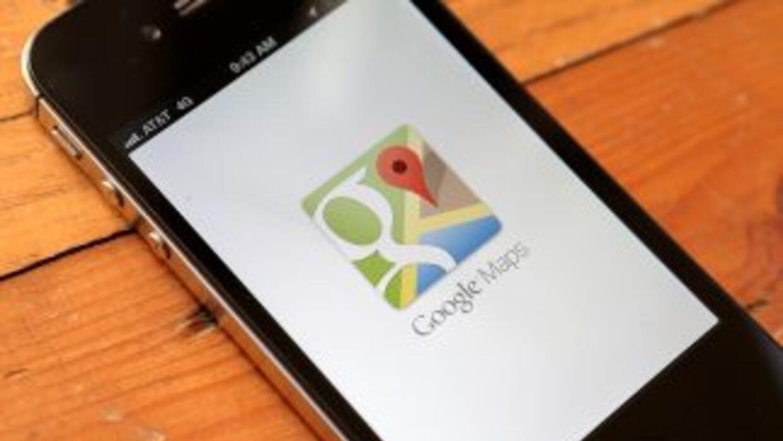 Google Maps sigue mejorando.