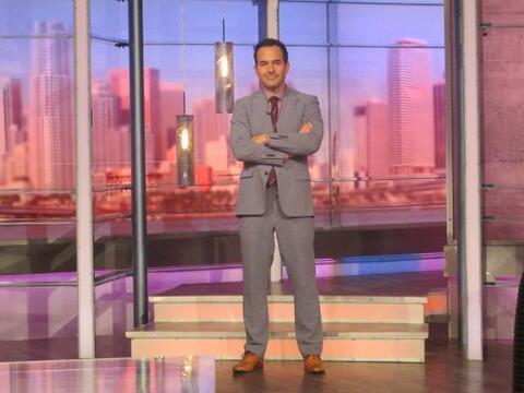 En ausencia de Raúl de Molina, Carlos Calderón ha estado c...