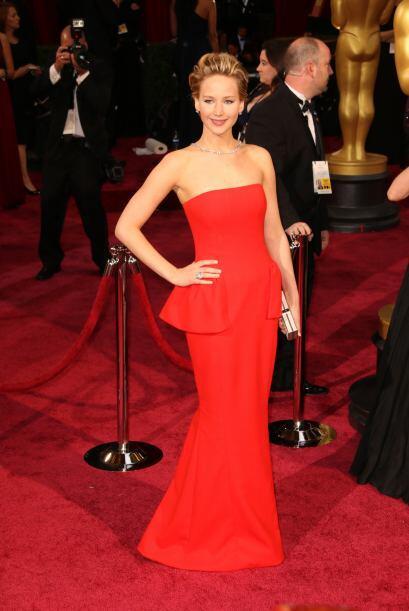 La guapa ganadora de Oscar no ha dejado de estar en boca de todos este año.