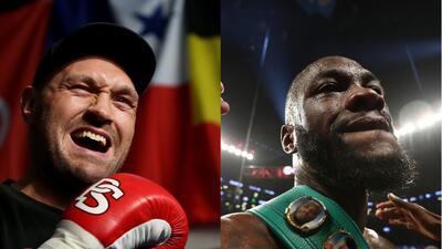 """Tyson Fury amenaza a Wilder: """"Cuando estemos en Las Vegas te voy a noquear"""""""