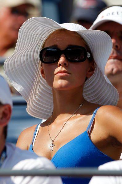 Los espectadores, además de ver los partidos de Djokovic, no pueden apar...