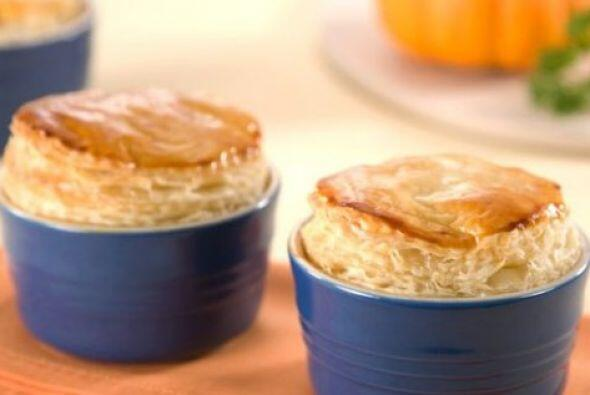 Pastelito de Verduras y Avena Estos deliciosos pastelitos son ideales e...