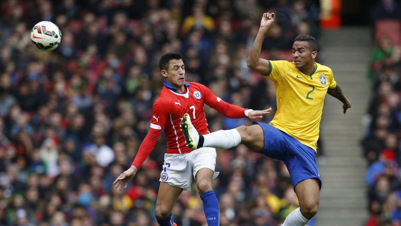 Chile recibir'a a Brasil.