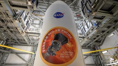 NASA prepara el lanzamiento de una nave que se acercará al Sol como nunca antes
