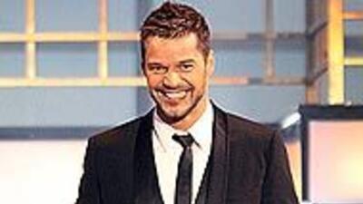 """Ricky Martin condenó la ley de Arizona y dijo que los latinos """"no están..."""