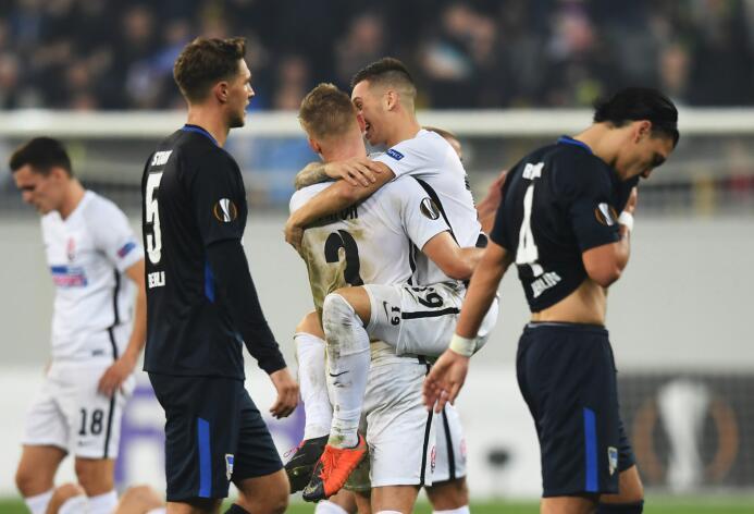 Zorya Luhansk 2-1 Hertha BSC: con el empate del Bilbao, el equipo de Ber...
