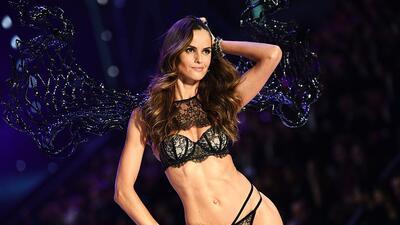 La estrella del modelaje que sueña con Brasil campeón y se casará con un crack del PSG