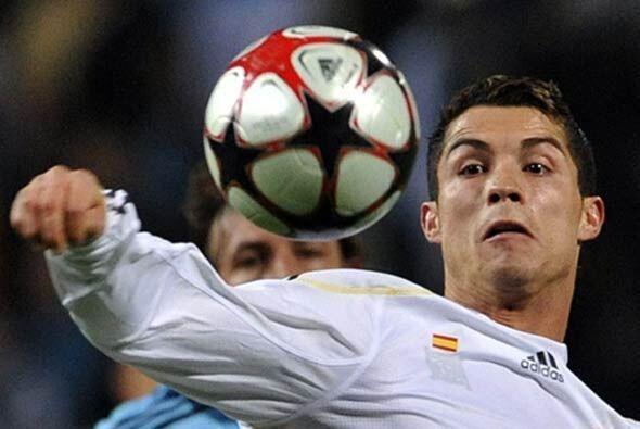 Cristiano Ronaldo fue la figura con dos goles.