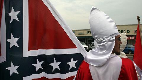 Miembro del Ku Klux Klan