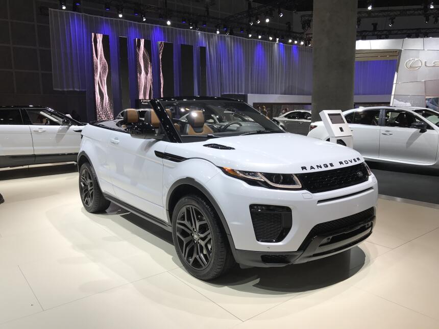 El mundo del motor se mudó al Auto Show de Los Angeles IMG_0580.jpg