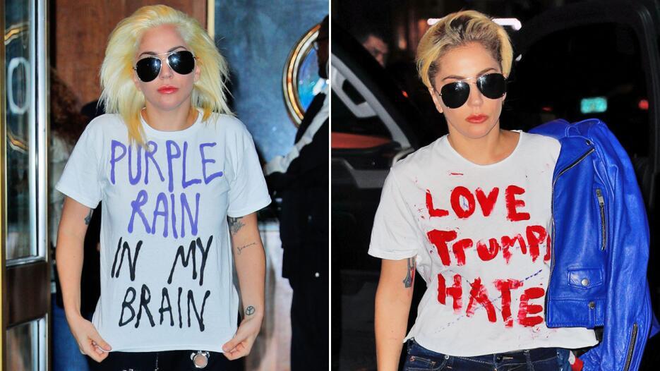 ¿Qué tenemos por aquí, Gaga?