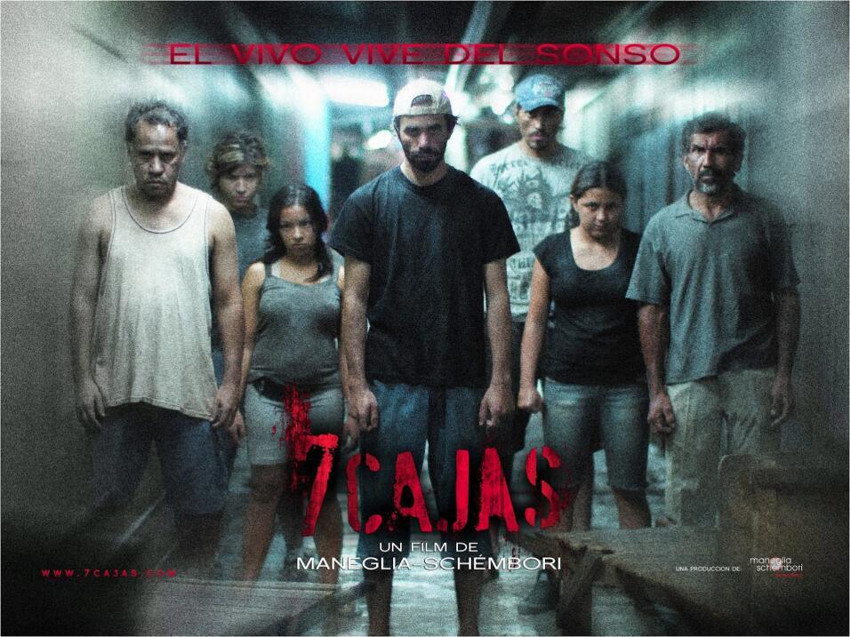 7 cajas(2012), ParaguayDirector: Juan Carlos Maneglia, Tana SchemboriGui...