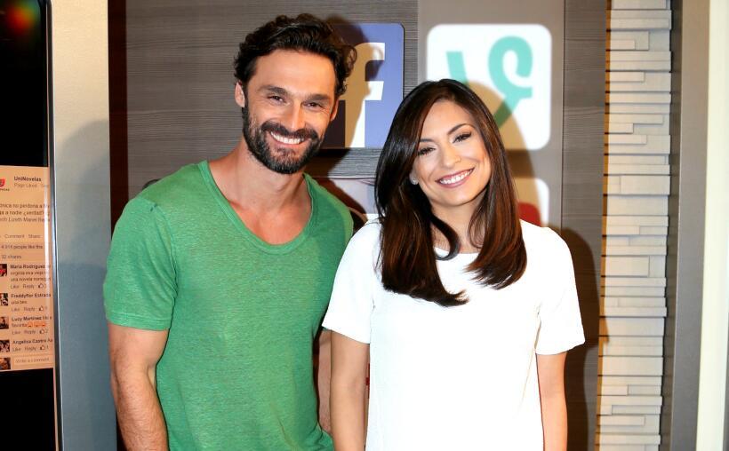 Ana Brenda e Iván Sánchez en románticas vacaciones