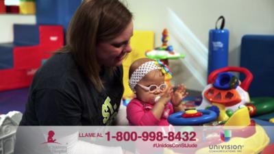 Cada dólar por St Jude ayuda salvar la vida de un niño. ¡Dona ahora!