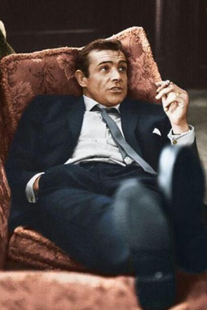 Tras finalizar su jornada como James Bond, Connery se mantuvo como una d...