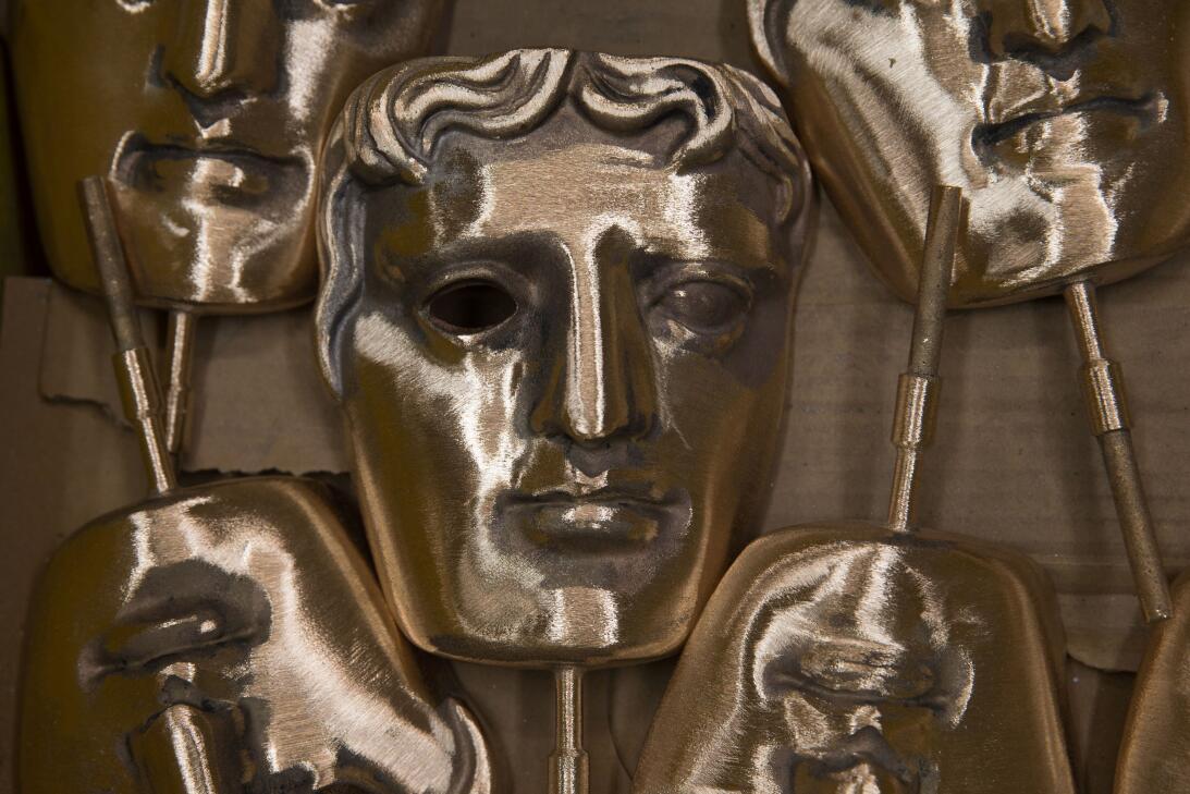 La máscara del BAFTA