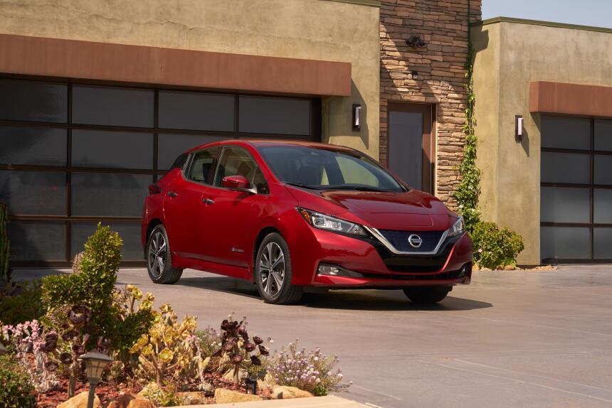 El nuevo Nissan Leaf 2018 en fotos 2018_Nissan_LEAF_US_06.jpg