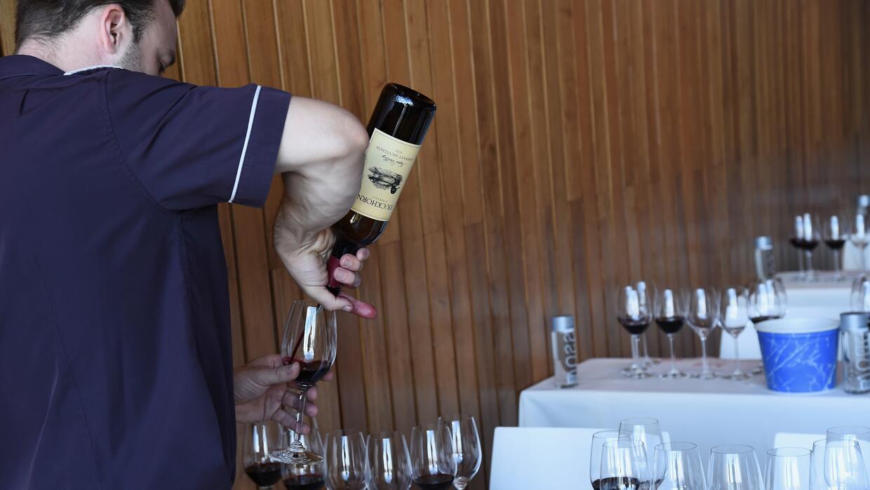 Napa Valley Wine Spectator Wine Seminar