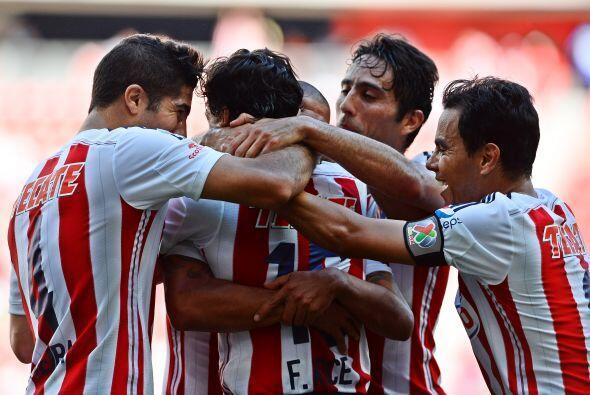 Chivas tiene cuatro puntos en el torneo aunque no ha ganado en casa y la...