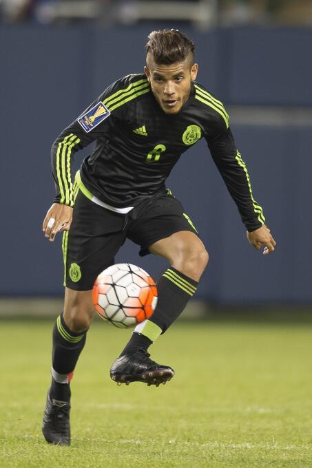 7. Jonathan Dos Santos (Villarreal C.F. - España) - El mediocampista del...