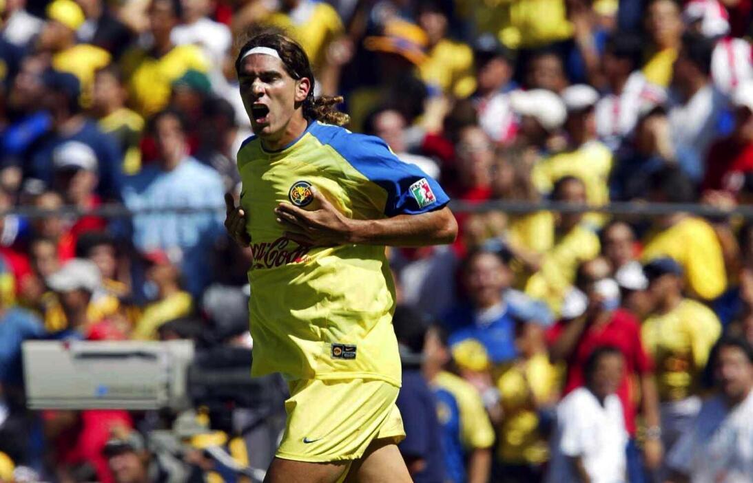 Figuras del fútbol mexicano que han pasado por América y Cruz Azul 20031...