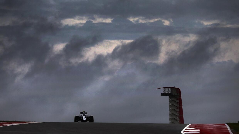 Las pruebas del GP del Circuito de las Américas fueron canceladas.