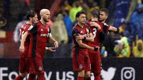 Tras eliminar al América, Toronto FC va ahora por el título en la CONCACAF.