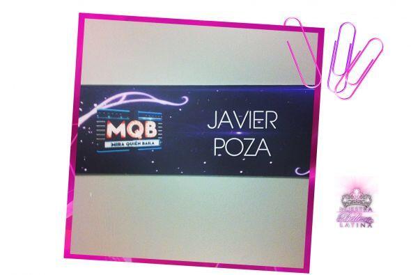 A Javier lo conocimos en Mira Quién Baila donde su frase emblemática era...