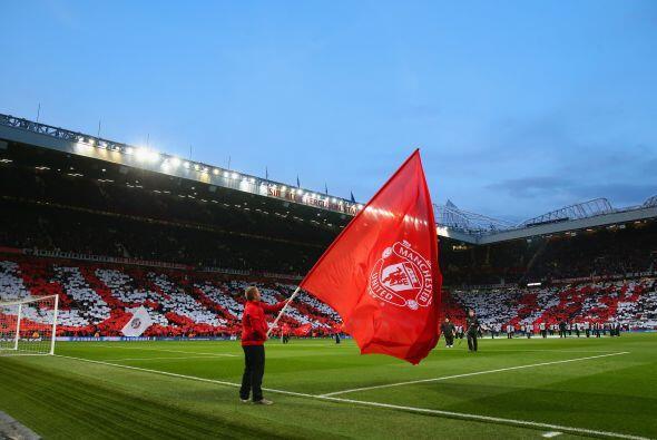 Old Traffors recibiría al Manchester United ante el actual campeón de la...