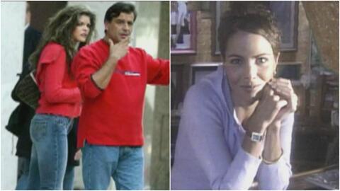 Recordamos cuando el viudo de Mariana Levy empezó su relación con Ana Bá...