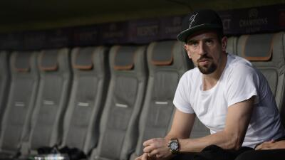 Ribéry denuncia por otro caso prostitución