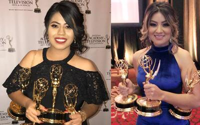 Univision 41 es nominada para 34 Premios Emmy liliana-salgado-y-liliana-...