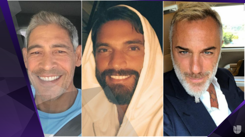 Johnny Lozada Julián Gil Gianluca Vacchi