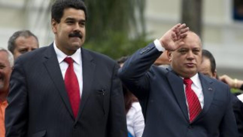 Maduro ha gozado del favoritismo de Chávez, pero según analistas enfrent...