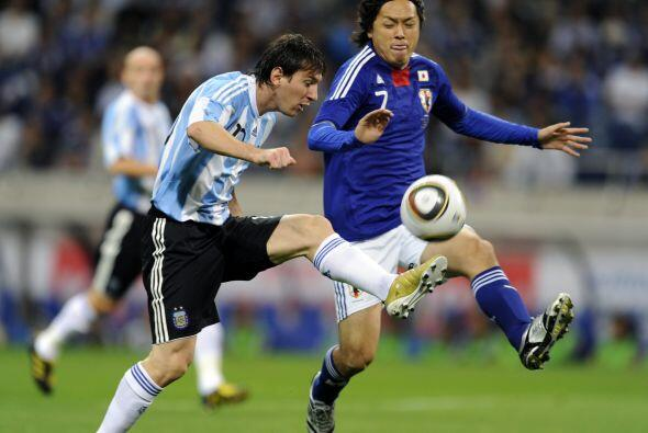 Sergio Batista sufrió su primera derrota como técnico de la selección Ar...
