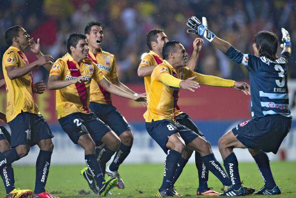 Por primera ocasión en su historia, Morelia conquistó la Copa MX del Ape...