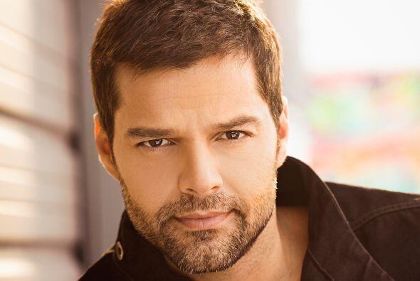 Ricky Martin está preparadísimo para la gran noche de Prem...