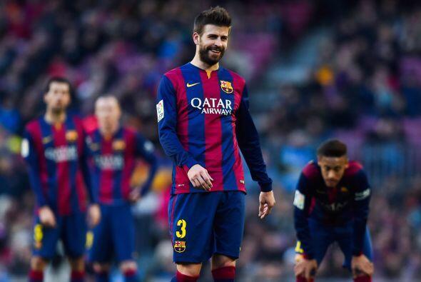 El Barcelona perdió en el Camp Nou ante Málaga y en la car de los jugado...