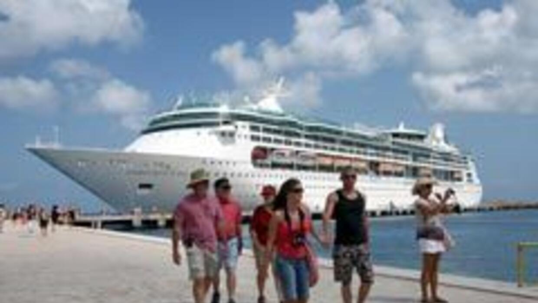 En turismo extranjero alcanzó los 22,67 millones de personas, un alza de...