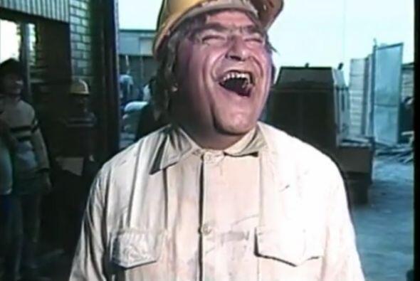 Su risa es única y su actitud positiva es envidiable.