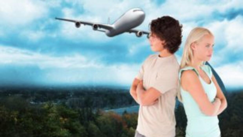 Muchos prefieren ir con sus exparejas de vacaciones para no perder el di...