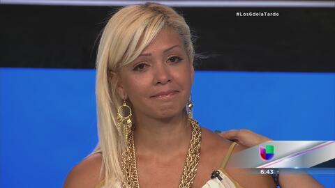 Madre de las gemelas de Maelo Ruiz en entrevista con Los 6 de la Tarde.