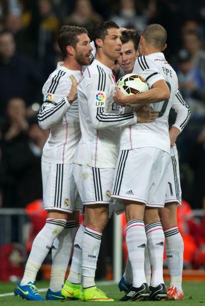 Este domingo anterior el Madrid superó 2-0 al Levante mostrando c...