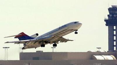 Cuatro grandes aerolíneas controlan la gran mayoría de vuelos.