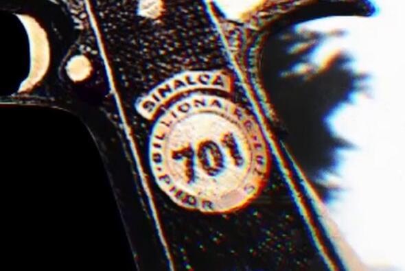 Arma 701 El Chapo