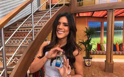 Francisca Lachapel lanza su perfume