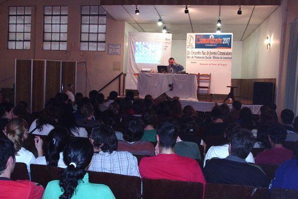El rol del periodismo social es central en el trabajo de la Foundation A...