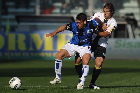 Finalmente, el Parma tenía la opción de colocarse en puestos de la zona...